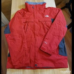 The North Face hyvent jacket Boys Large